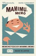 【おもしろ雑貨 メモ】 MAMIMU.MEMO ヨーロピアンビンテージ060