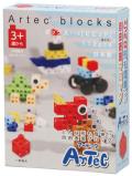 【教材 知育玩具 遊び創意】 ブロック ボックス112 ビビット(基本色)