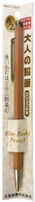 大人の鉛筆