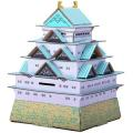 【hacomo段ボール工作キット】日本のお城 名古屋城