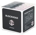 BLOCKHEAD(ブロックヘッド) ジェットブラック