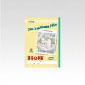 【アピカ学習帳】 ムーミン谷のなかまたち 漢字の学習 3・4年生用