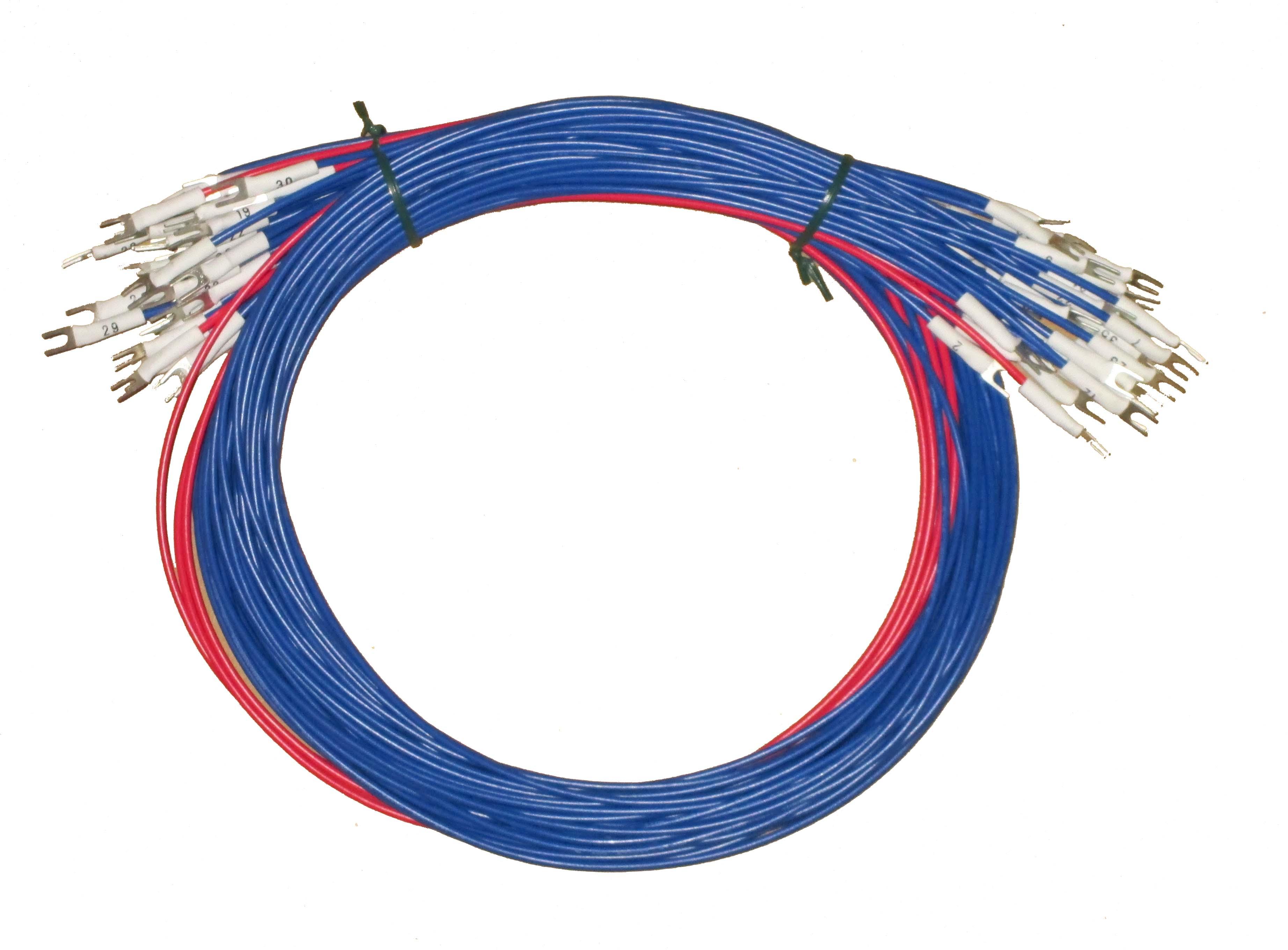 Y端子配線ケーブル