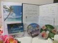 『聴くだけで癒される!夢に近づく!ハワイアン呼吸法 朝のイメージング 夜のリラクゼーション ALOHA☆虹の雫☆CDセット』