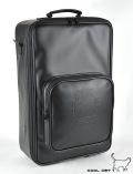CoolCat 2人用キャリーバッグ42センチ ブラックBag-01