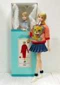 momoko13AW 「Autumnal tints」Red Leaf+BHCベアベアベイビードレスセット