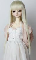 DOLKオリジナル9〜10インチウィッグ BL-L0021D(Blond)