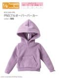 ピュアニーモSサイズ PNSプルオーバーパーカー薄紫POC385-PPL