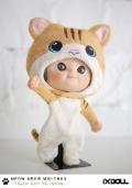 【予約】iXDOLL Mini Mui-chan 2VMeow Meow (Tiger Boy) (MMC3-TB)