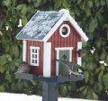 スウェーデン風バードハウス