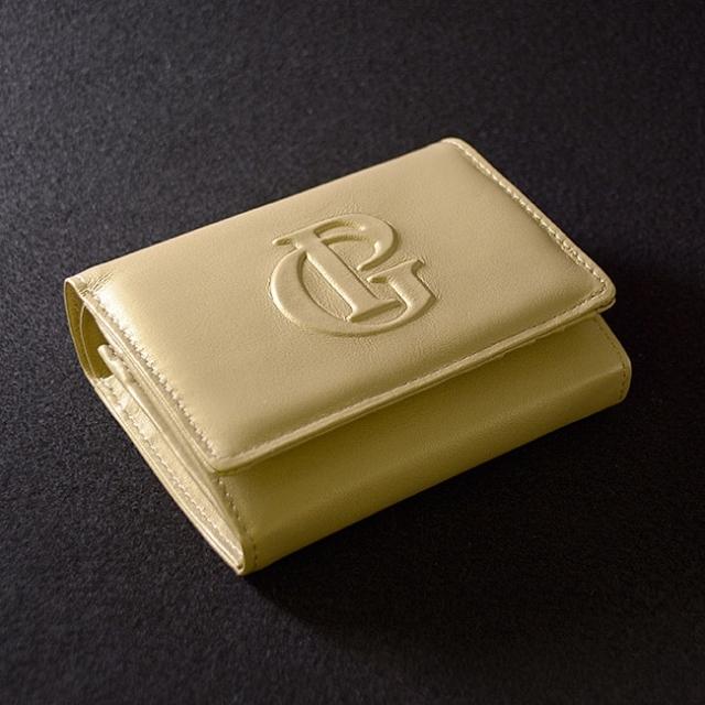 Gorgeous 二つ折り財布(小銭入あり)  「ゴールドファイル」 GP39212