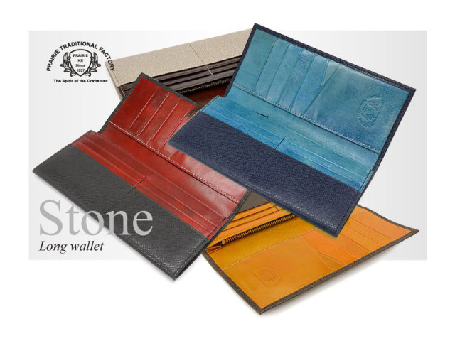 Stone(ストーン)  長財布 「プレリートラディショナルファクトリー」 NPF2017 イメージ画像