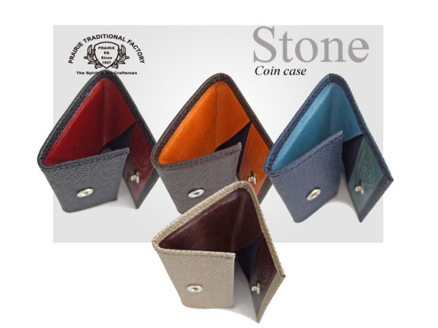 Stone(ストーン)  小銭入れ 「プレリートラディショナルファクトリー」 NPF2460 イメージ画像