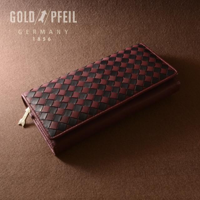 ソフト メッシュ 長財布 「ゴールドファイル」GP37018