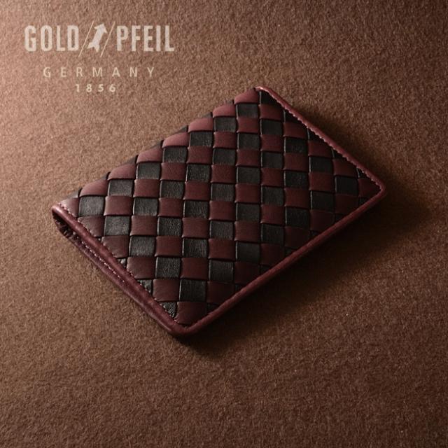 ソフト メッシュ パスケース「ゴールドファイル」 GP37465
