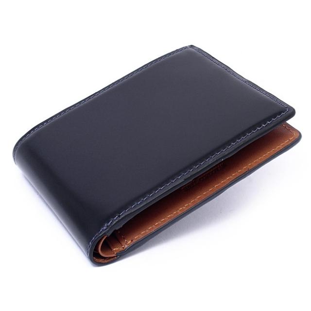 Newコードバン 二つ折り財布(小銭入れなし) 「プレリー1957」 NP07316
