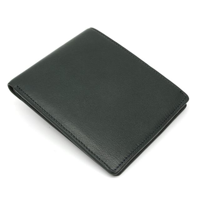 BABY SKIN KIP 二つ折り財布(小銭入れなし)「プレリー1957」 NP19211