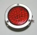 赤40LED ブレーキランプW球 フルハーフタイプ 24V,ECE(Eマーク)規格適合品