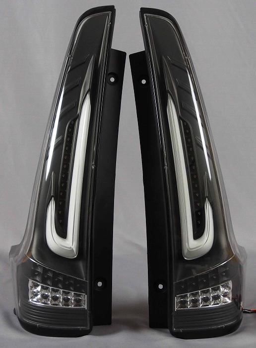 【ニッサン】【DAYZ】B21W(H25.6〜) LEDテールランプ ブラック
