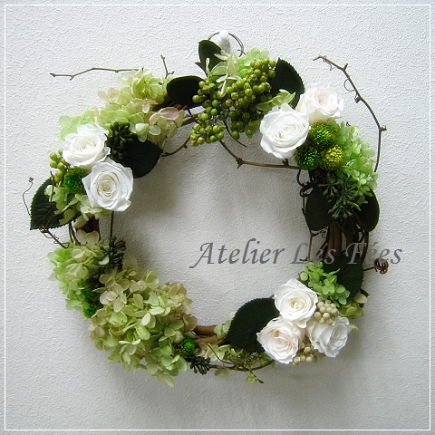 favori de l'ange 1-wreath