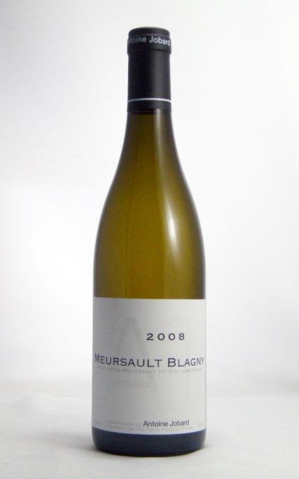 アントワーヌ・ジョバール ムルソー 1er Cru ブラニー 2008年(一級畑)