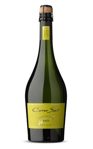 コノスル スパークリングワイン ブリュット NV 【チリスパークリング】