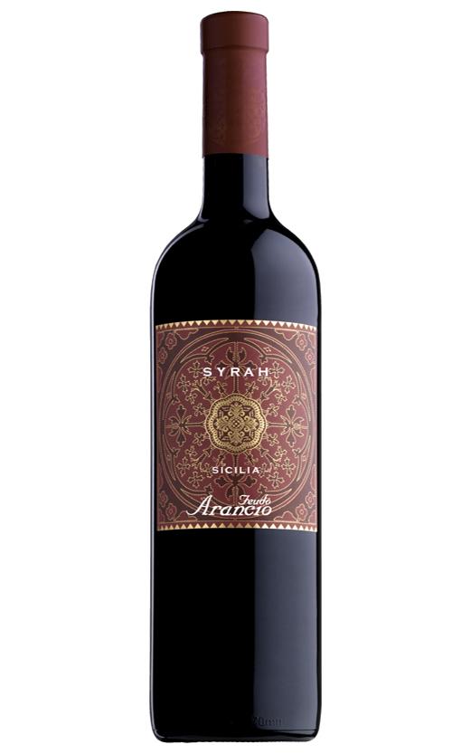 フェウド・アランチョ シラー イタリア シチリア ワイン