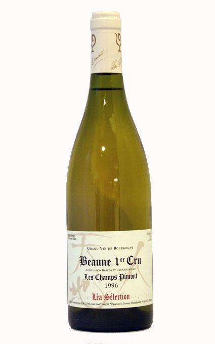 ルー・デュモン レア・セレクション ボーヌ 1er cru シャン・ピュイモン・ブラン 1996年 (一級畑)