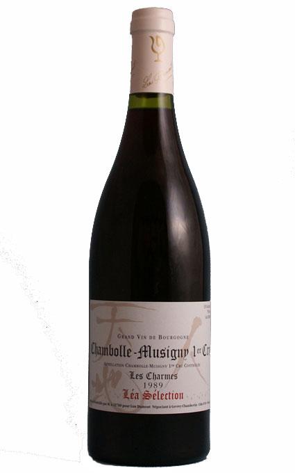 ポルトガル・フランスワインなどワイン通販 ルー・デュモン レア・セレクション シャンボール・ミュジニー レ・シャルム 1989年