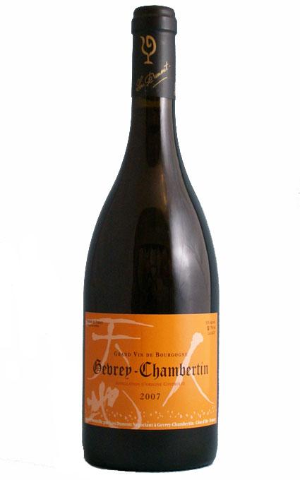 ポルトガルワイン・フランスワインなど各国ワイン通販 メゾン・ルー・デュモン ジュヴレ・シャンベルタン 2007年