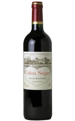ポルトガルワイン・フランスワインなど各国ワイン通販 レ・ブルジョン シャトー・カロン・セギュール 2008年
