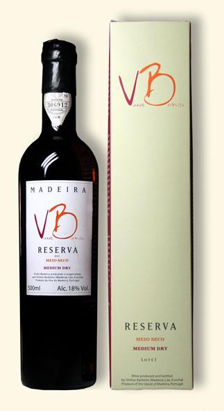 マデイラ ヴィニョス・バーベイト VD (500ml)
