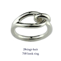 28vingt-huit 768 �եå� ��� ��� ����С�,������楣�å� Hook Ring Silver Mens