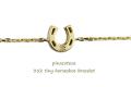 pinacoteca 352 Tiny Horseshoe Bracelet K18,����֥쥹��å� �Хƥ� �ۡ������塼 18��,�ԥʥ��ơ��� �֥쥹��å�