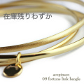 acopinaco 09 Fortune Link Bangle �ե�������� ��� 3Ϣ�Х󥰥� �����ԥʥ�
