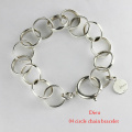 Dieu 04 Circle Chain Bracelet �������� �������� �֥쥹��å� �ǥ塼