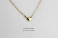 les desseins de DIEU 245 Micro Heart Necklace ��ǥå���ɥ��ǥ塼 �ޥ����� �ϡ��� ����ͥå��쥹