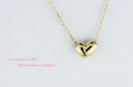les desseins de dieu 562 beans heart s necklace