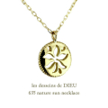 ��ǥå���ɥ��ǥ塼 635 ���� ���� ���� ����ͥå��쥹 18��,les desseins de DIEU Nature Sun Necklace K18