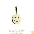 ��ǥå���ɥ��ǥ塼 825 ���ޥ��� �˥������ ������㡼�� �ڥ����ȥȥå� 18��,les desseins de DIEU Smile Charm K18