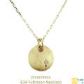 �ԥʥ��ơ��� 634 �ե��� ���� ����ͥå��쥹 18��,pinacoteca Fullmoon Diamond Necklace K18