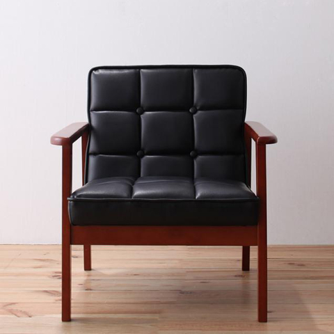 LEATHER SOFA 1�ͳݤ��쥶�����ե�