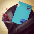 journal 365 blue instagram
