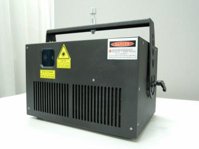 【USED】超高性能 業務用レーザープロジェクター 高品質中国製 2Wフルカラーレーザー