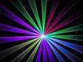 超小型1500mw高性能RGBレーザーライト(レーザービーム) A1500RGB+