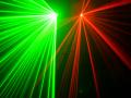 【ワケ有り】レッド、グリーン 150mwダブルカラーレーザーライト