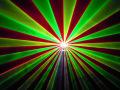 【新製品!】光学式 レッド、グリーン、イエロー3カラーレーザーライト(レーザービーム)300mw