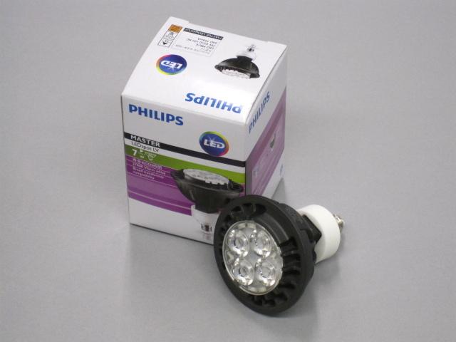 【即納】 PHILIPS/フィリップス LED電球 JR12V50W相当 中角 ファンレス ☆ローボルトダイクロハロゲン代替タイプ☆ MASTER LED 7-50W EZ10 827 24D Dim JP
