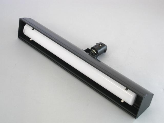 【即納】 UNITY/ユニティ LED ダクトレールスポットライト ベースライト 自在型 450mm 色温度3000K 本体黒 ☆LEDレールライト ベース☆ UFL-8450B-30
