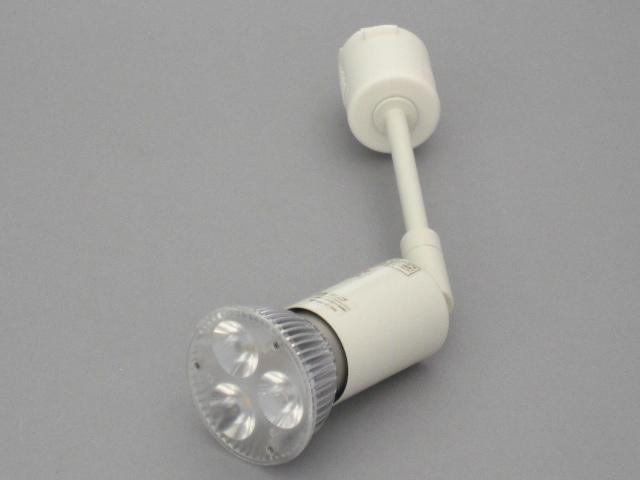 【即納】 UNITY/ユニティ LED ダクトレールスポットライト 本体白 ☆100V ダイクロハロゲン電球交換可能型 LEDレールライト スポット☆ USL-185W ※LED電球別売